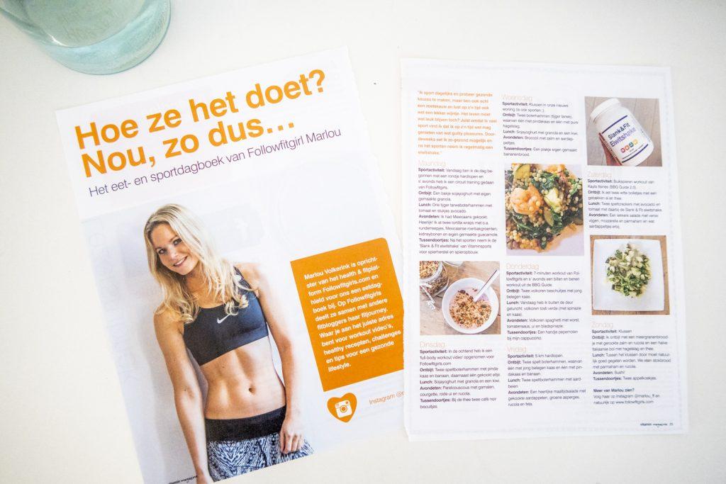 vitamin magazine