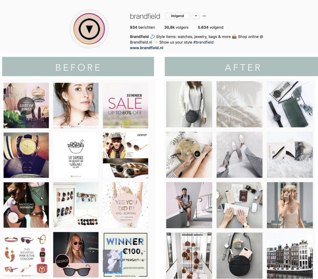 instagram tips voor bedrijven must