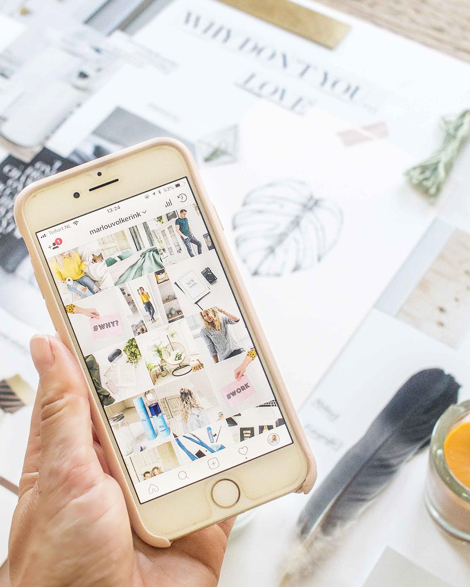 instagram tips voor bedrijven succes