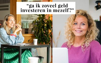 Video: Een online business opzetten & geld investeren met Leonie Goedemans