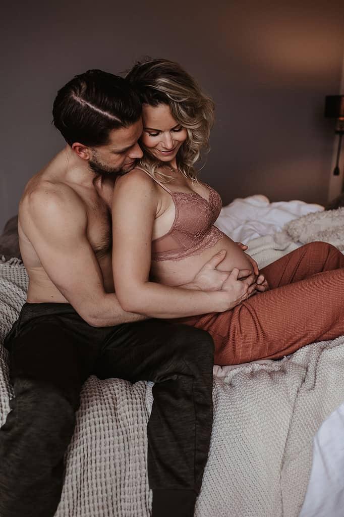 zwangerschaps shoot